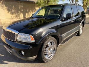 2003 LINCOLN AVIATOR 3rd ROW SEAT like luxury Ford explorer for Sale in Downey, CA