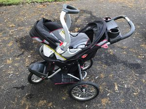 Baby Trend Stroller/Jogger and Car Seat for Sale in Liverpool, NY