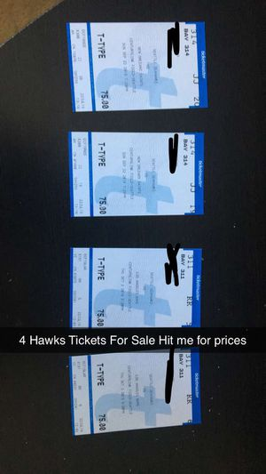 Seahawks Tickets- 4 Home Games for Sale in Seattle, WA