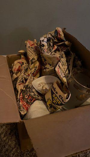 Chinaware cups for Sale in Pico Rivera, CA