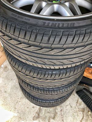 Mercedes Brabus Rep's 5x112 for Sale in Long Beach, CA