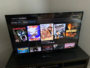 "phillips 50"" smart tv for Sale in Vancouver, WA"