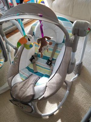 Baby Swing Bed Musical for Sale in Deerfield Beach, FL