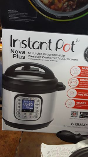 Brand new never used still in box Instapot for Sale in Margate, FL