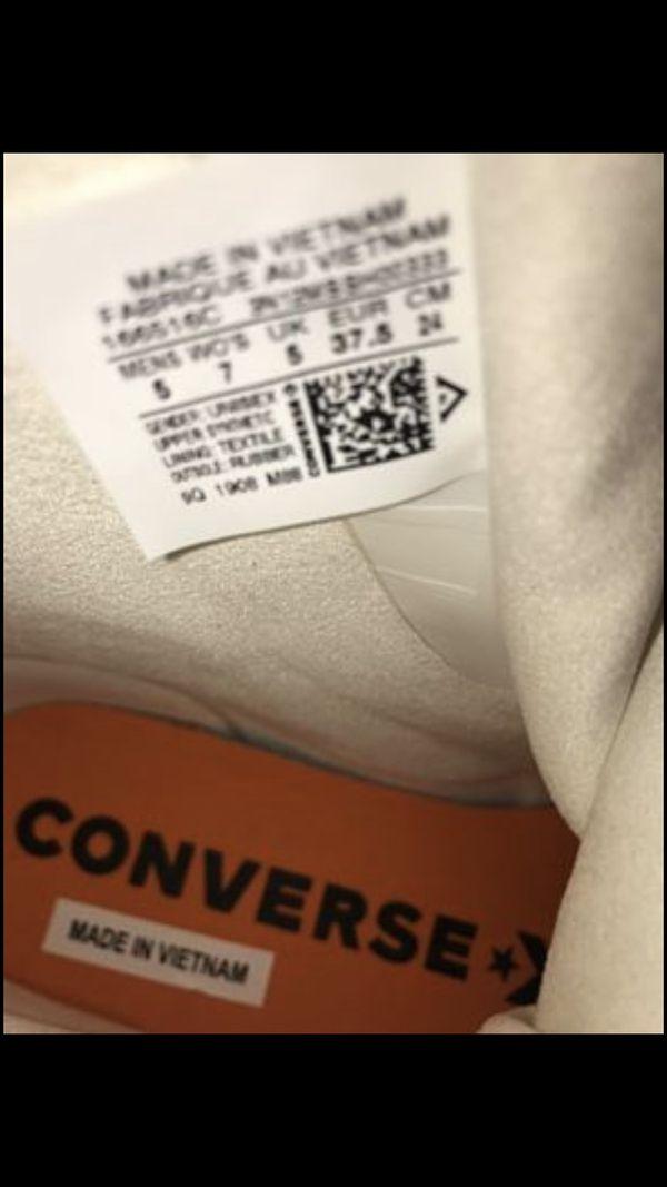 Converse X Ambush Pro Chuck Taylor All-star 70's High Leather Rare