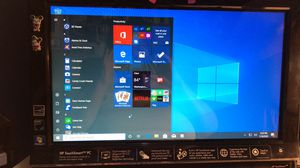 HP All In One Touch Screen 300 Windows 10 for Sale in Harlingen, TX