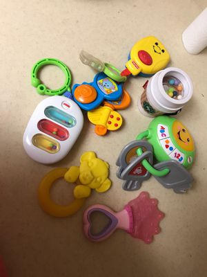 Baby toys for Sale in Redlands, CA