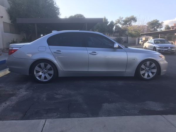 2007 BMW 530i With 113 miles this car runs and drives excellent