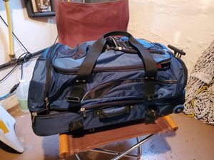 Rolling Duffel Bag / Suitcase Large for Sale in Seattle, WA