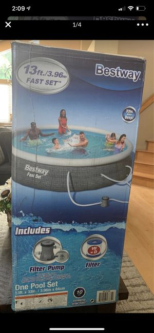**💦Brand new** 💦Bestway 13ft x 30in inflatable Swimming pool for Sale in Rancho Cucamonga, CA