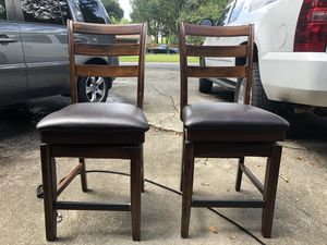 Bar stools. 25 inches to top of seat. for Sale in Longwood, FL