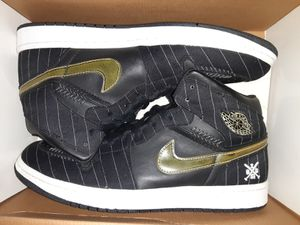 """Size 11 Jordan retro mid 1 forms 2008 """"opening days """" OG all for Sale in Everett, WA"""