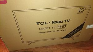 "TV 40"" for Sale in Sanger, CA"