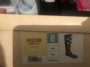 Mossimo high sandals for Sale in Bell, CA