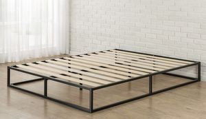 Zinus 10 Inch Full Size Platform Bed Frame - New! for Sale in Plainfield, IL