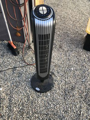 Tower fan for Sale in Lancaster, CA