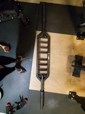 Multi grip barbell for Sale in Mountlake Terrace, WA