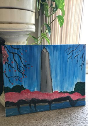 Painting - Washington DC for Sale in Gaithersburg, MD