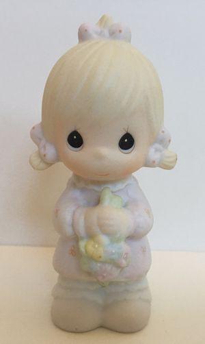 Precious Moments Flower Girl Figurine for Sale in Pleasanton, CA