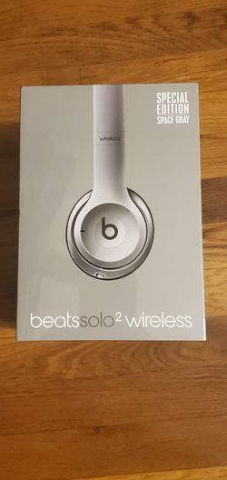 *Brand new *Beats by dred. Beats solo 2 wireless *brand new* for Sale in Los Angeles,  CA