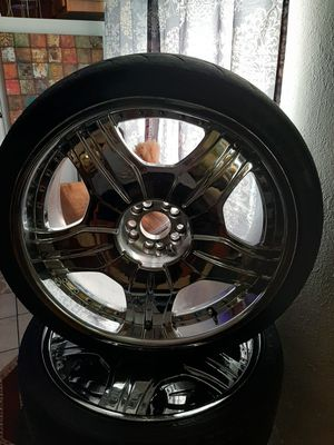 22 inch rims for Sale in Antioch, CA