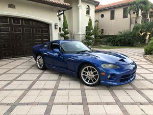 Dodge Viper GTS for Sale in Aventura, FL