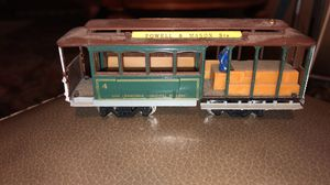 San Francisco trolley car for Sale in Johnstown, OH