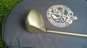 Women's classic Callaway driver 3 wood gold club for Sale in Chicago, IL