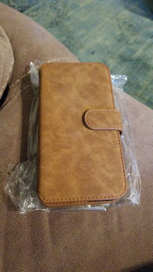 Leather s8 cell phone case for Sale in Clovis, CA