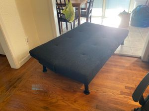 FUTON MUST GO FOR FREE PICK UP TODAY for Sale in Concord, CA