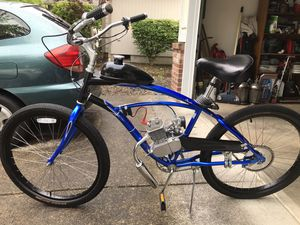 80cc moped motorized bike for Sale in Vancouver, WA