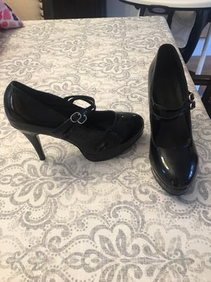 New sexy Halloween/costume Mary Jane platform heels sz 9/10 for Sale in New Rochelle, NY
