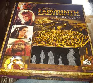Jim Hensons LABYRINTH board game for Sale in Newark, CA