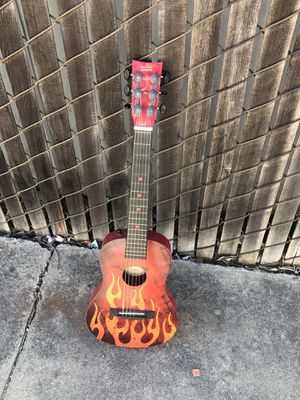Acoustic guitar 34 inch for Sale in Livermore, CA