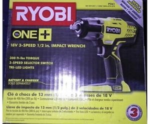 18v cordless impact wrench 1/2inch drive for Sale in Aurora, CO