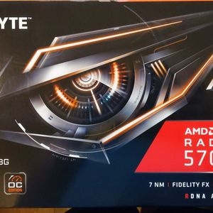Gigabyte RX 5700 XT for Sale in Chino, CA
