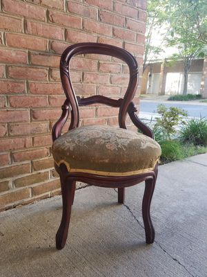 Victorian Chair for Sale in Gaithersburg, MD