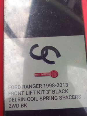 """Ranger 98 front 3"""" lift spacer for Sale in Dinuba, CA"""
