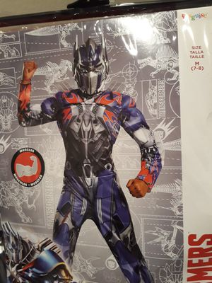 Boys costume. Size 7-8 for Sale in Salado, TX