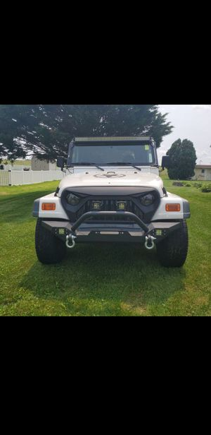 2000 jeep wrangler sport for Sale in York, PA