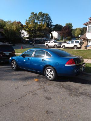 2006 Chevy Impala LS for Sale in Madison, WI