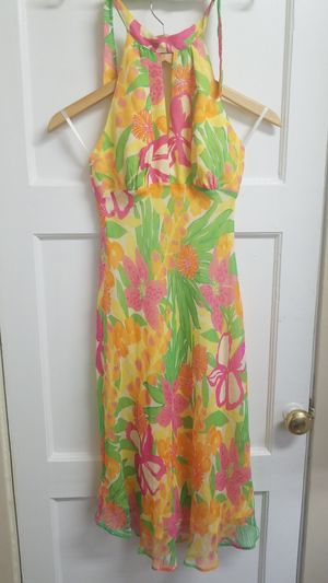 Lilly Pulitzer Silk Dress (Size 0) for Sale in Denver, CO