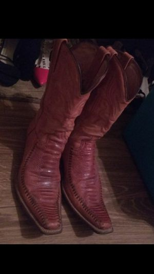 Men Boots/botas for Sale in Irving, TX