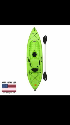 Lifetime sit on top Kayak - Lightly Used (2 available) for Sale in Miami, FL