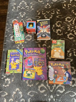 Pokemon vintage bundle for Sale in Stoughton, MA