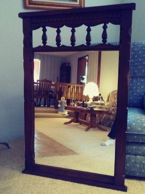 Decrative wall or dresser mirror for Sale in Federal Way, WA