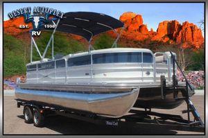 Trifecta Pontoon 24RFC Boat for Sale in Mesa, AZ