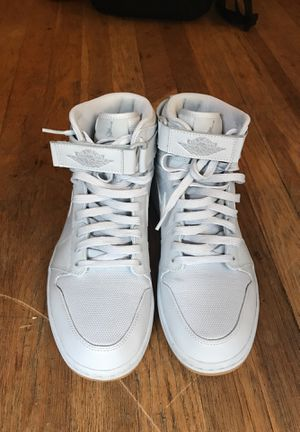 Nike Air Jordan's 1 High Strap. Size 9. for Sale in Portland, OR