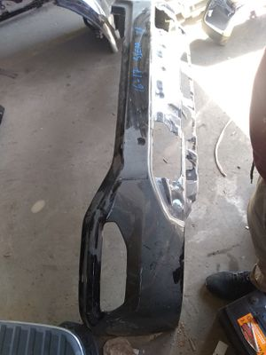 2016-17 GMC SIERRA FRONT BUMPER for Sale in Dallas, TX