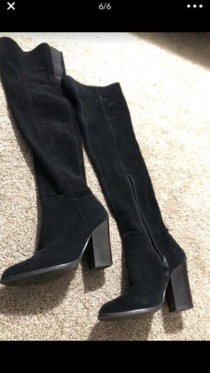 Women black boots for Sale in Fresno, CA